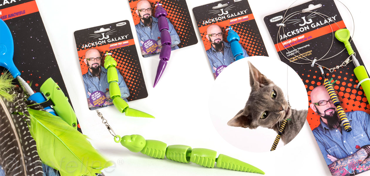 Cat toys petmate and jackson galaxy profeline cat supplies for Jackson galaxy shop