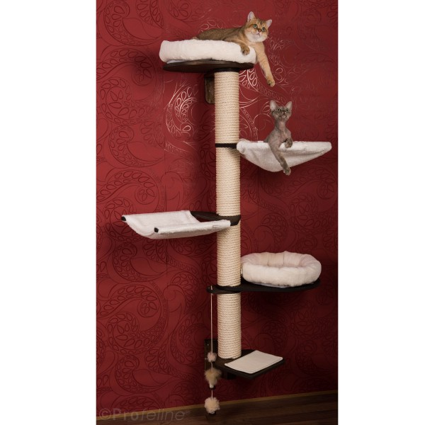 Wall Mounted Cat Tree Model Thore