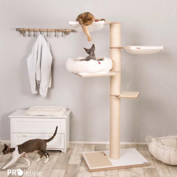 Sisal rope, Cat Bed Hollow, Hammock Natural