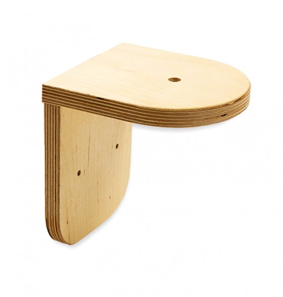 Holzfarbe Birke / Wood finish Birch
