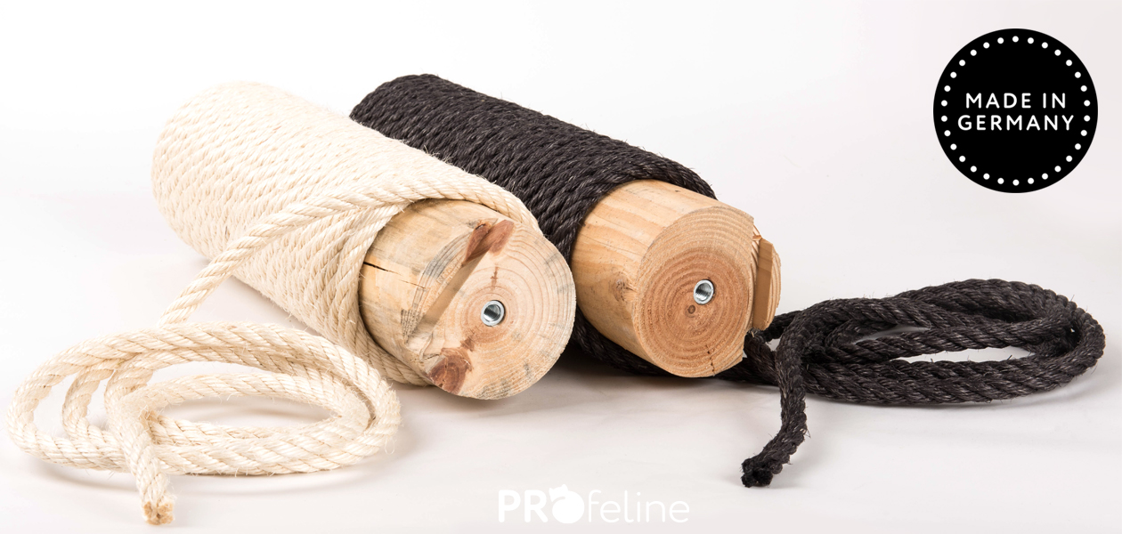 Wooden Sisal Posts