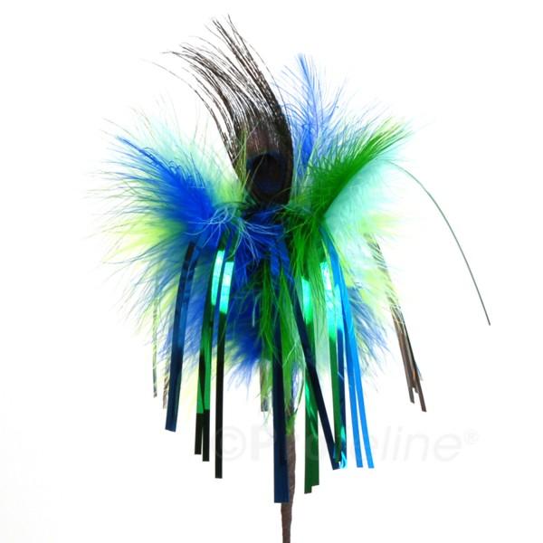 Go Cat - Peacock Sparkler Tickler