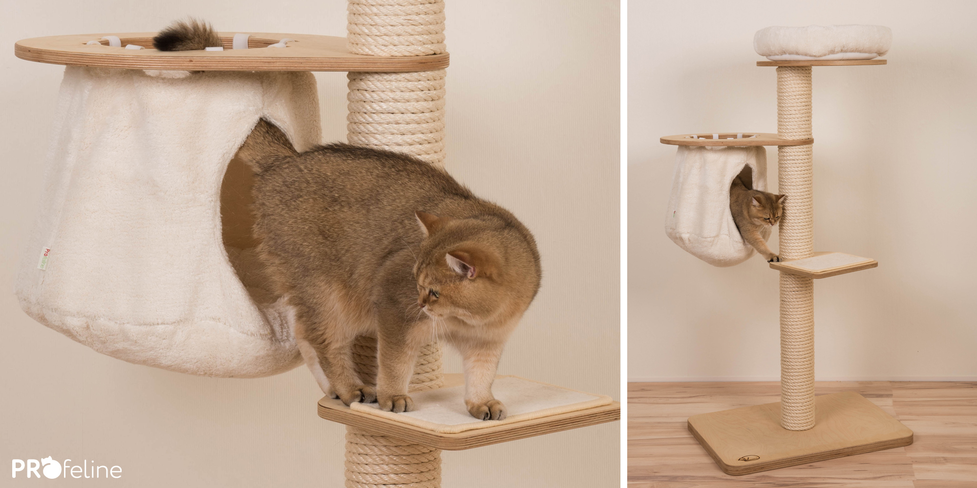 Freestanding Cat Trees