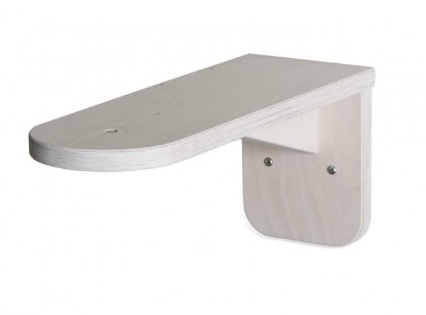 Holzfarbe Weiss / Wood finish White