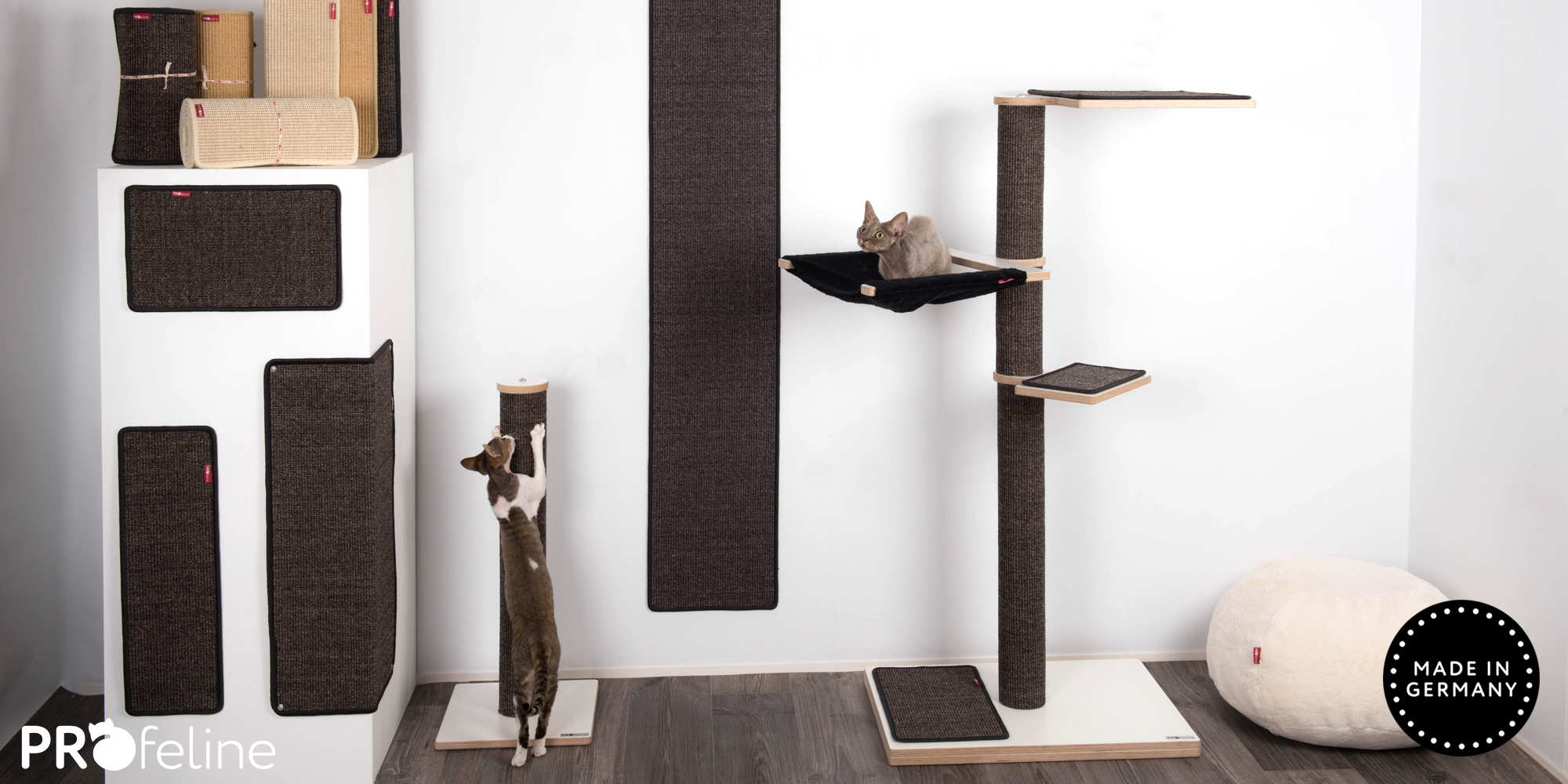 Cat Trees Pure Style