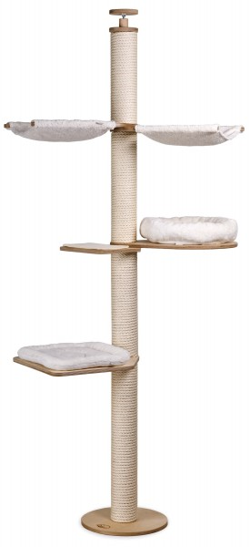 Birke, Klettkissen Natur / Birch, Velcro Cushion Natural