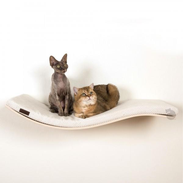 Cosy & Dozy - CatShelf Chill Deluxe White