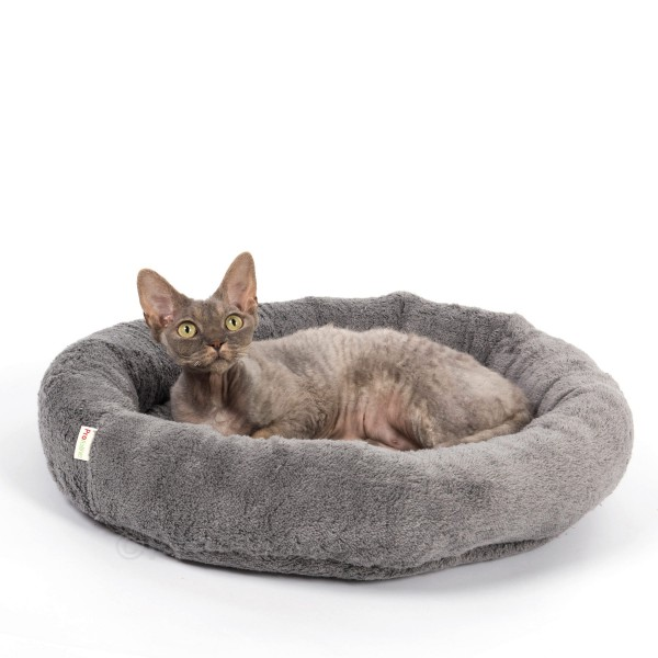 Cad Bed Feline oval
